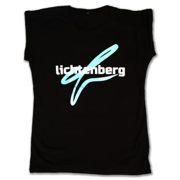Lichtenberg Shirt - schwarz - Frauen