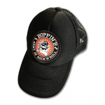 "Boppin' B Basecap ""Army of Rock 'n' Roll"" - black"