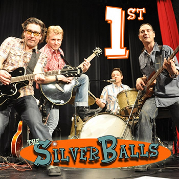 The Silverballs - 1st - Album