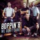 "Boppin' B ""We Don't Care"" Vinyl"